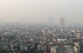 Hà Nội ban hành chỉ thị hạn chế ô nhiễm không khí
