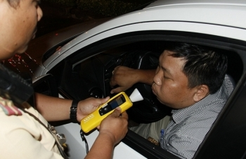 TPHCM: Hai ngày xử phạt gần 70 trường hợp lái xe uống rượu, bia