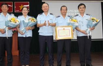 Hải quan sân bay quốc tế Tân Sơn Nhất phấn đấu ngang tầm với hải quan thế giới