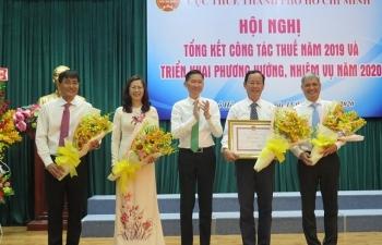 Cục Thuế TPHCM phấn đấu thu vượt trên 290.000 tỷ đồng