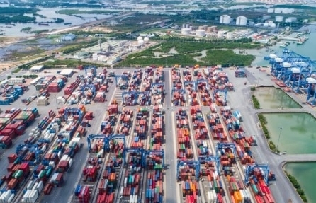 Hai giải thưởng Cảng xanh của Việt Nam đều thuộc Tổng công ty Tân cảng Sài Gòn