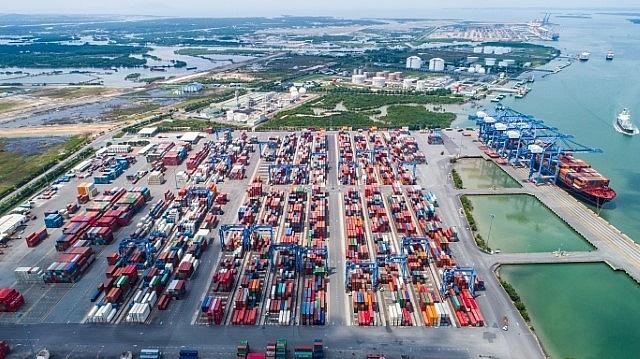 Cảng Tân cản- Cái Mép