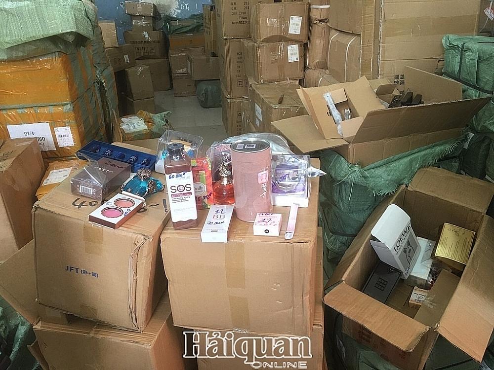 Cảnh báo tình trạng thuê kho của doanh nghiệp uy tín để chứa hàng lậu