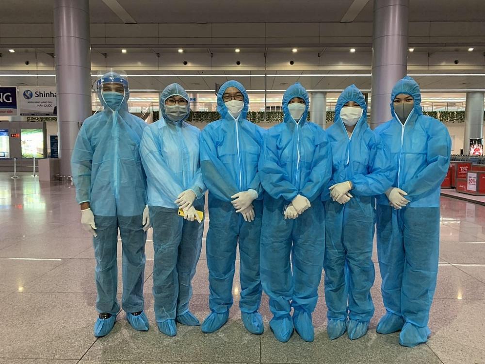 Hải quan sân bay quốc tế Tân Sơn Nhất: Nỗ lực đón các chuyến bay trong đại dịch