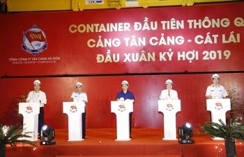 Tân cảng Sài Gòn đóng góp 20% số thu ngân sách TPHCM