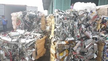 Xử lý hơn 1.600 container phế liệu tồn tại cảng Cát Lái