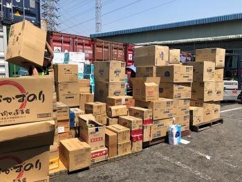 Phát hiện doanh nghiệp ma nhập lậu cả container hàng tiêu dùng