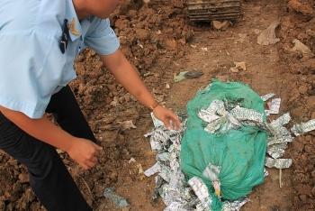 Buôn lậu trên tuyến biên giới An Giang giảm
