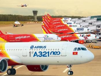 Vietjet chưa khai thác máy bay dòng máy bay Boeing 737 MAX