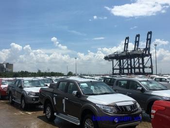 TPHCM: Ô tô nhập khẩu tăng 15 lần