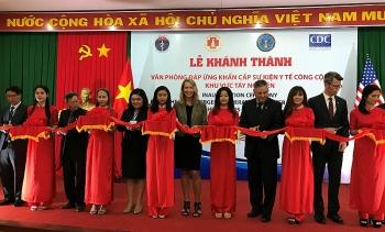 Hoa Kỳ hỗ trợ Việt Nam kiểm soát bệnh truyền nhiễm