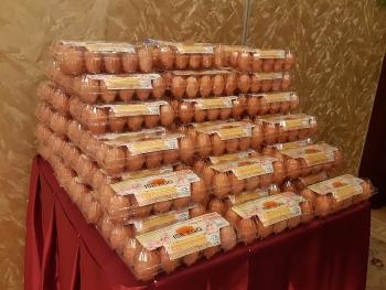 Hợp tác phân phối dòng sản phẩm trứng gà tươi ăn liền đầu tiên tại Việt Nam