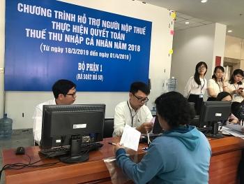 TPHCM ngày đầu hỗ trợ quyết toán thuế TNCN: Ít người, thực hiện nhanh chóng