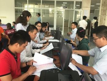 TPHCM: 2 ngày tiếp nhận trên 24.000 tờ khai quyết toán thuế