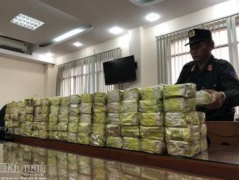 80% ma túy vào Việt Nam được trung chuyển ra nước ngoài
