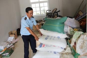 An Giang: Bắt giữ hơn 21 tấn đường cát nhập lậu