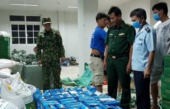 Chủ tịch UBND tỉnh An Giang: Đồng ý trưng dụng khẩu trang xuất lậu