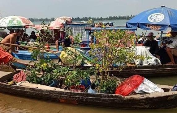 Ngăn chặn 35 người chuẩn bị nhập cảnh trái phép qua sông Tiền