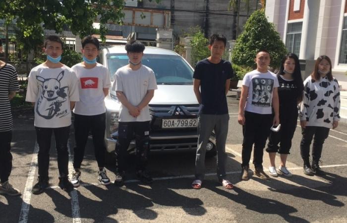 Tạm giữ 34 người Trung Quốc nghi xuất nhập cảnh trái phép