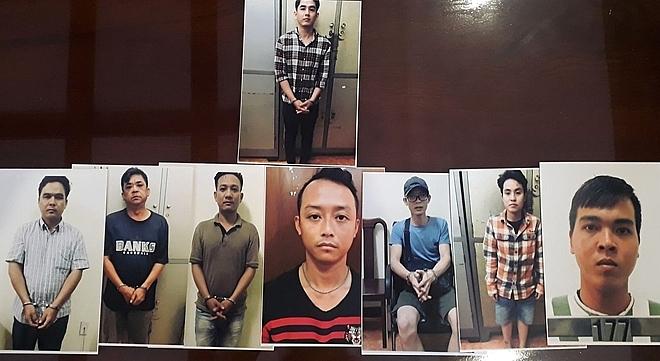 Điều tra vụ thuê ô tô đưa qua Campuchia tiêu thụ