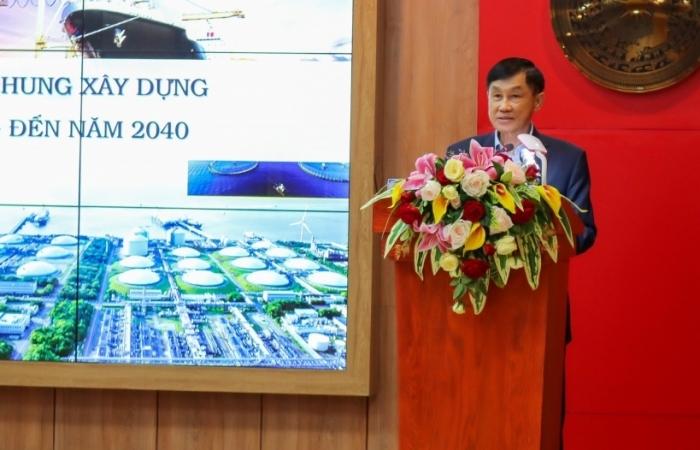 Xây dựng Khu kinh tế Vân Phong đa lĩnh vực hiện đại