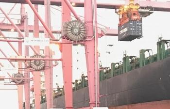 Lần đầu tiên triển lãm quốc tế về cơ sở hạ tầng cảng biển và logistics