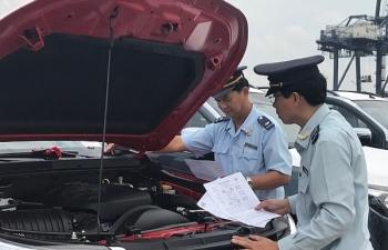 TPHCM: Ô tô nhập khẩu giảm nhẹ trong tháng 5