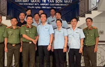 Hải quan- Công an phối hợp chống tội phạm kinh tế xuyên quốc gia