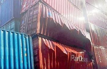 Vụ nổ container tại cảng Cát Lái không ảnh hưởng nhiều đến hàng hóa