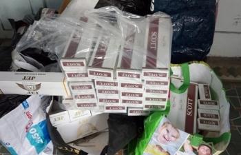 An Giang: Buôn lậu thuốc lá có chiều hướng giảm