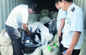 Hải quan TPHCM đề nghị Công an xử lý hình sự vụ nhập khẩu hàng giả mạo xuất xứ
