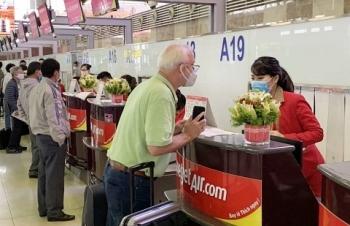 Vietjet tăng tần suất chuyến bay khứ hồi giữa Hà Nội và TP.HCM