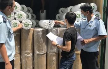 Hải quan TPHCM làm thủ tục thông quan cho gần 1 triệu tờ khai