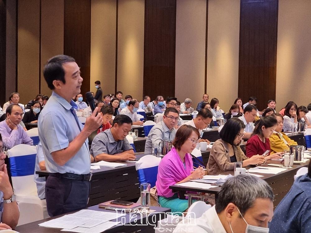 Tham vấn doanh nghiệp phía Nam về dự thảo nghị định kiểm tra chất lượng, kiểm tra an toàn thực phẩm