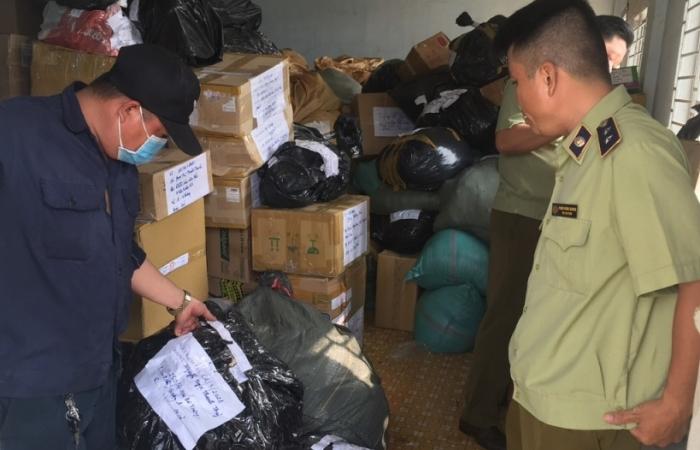 Tiêu hủy gần 60.000 sản phẩm nhập lậu, giả mạo nhãn hiệu