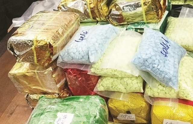 Đề xuất thành lập trạm kiểm soát ngăn chặn ma túy trên tuyến biên giới