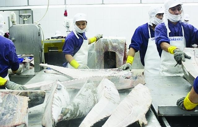 Xuất khẩu thủy sản quý II dự kiến tăng 8%