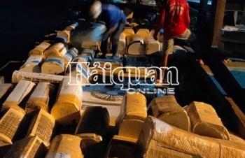 Hải quan An Giang bắt hàng trăm bộ máy lạnh cũ nhập lậu