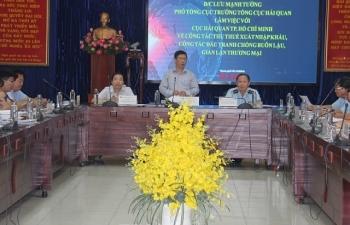 Hải quan TPHCM triển khai nhiều nhiệm vụ cấp bách thu ngân sách sau dịch
