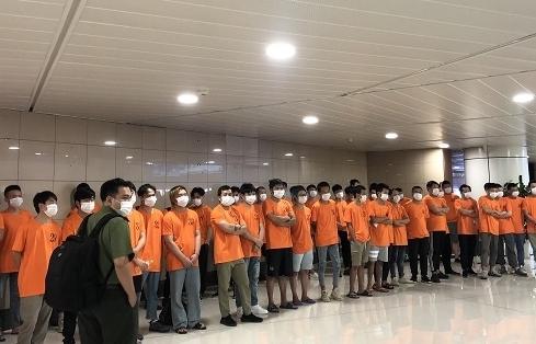 TPHCM: Phát hiện nhiều người nước ngoài nhập cảnh trái phép
