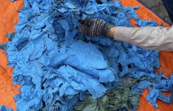 Đã có kết quả giám định lô găng tay nhập khẩu từ Trung Quốc