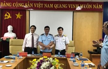 Hải quan cảng Sài Gòn KV1 ký kết quy chế phối hợp với doanh nghiệp cảng