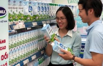 """Chiến lược để dẫn đầu thị trường của """"triệu phú""""sữa tươi Việt Nam"""