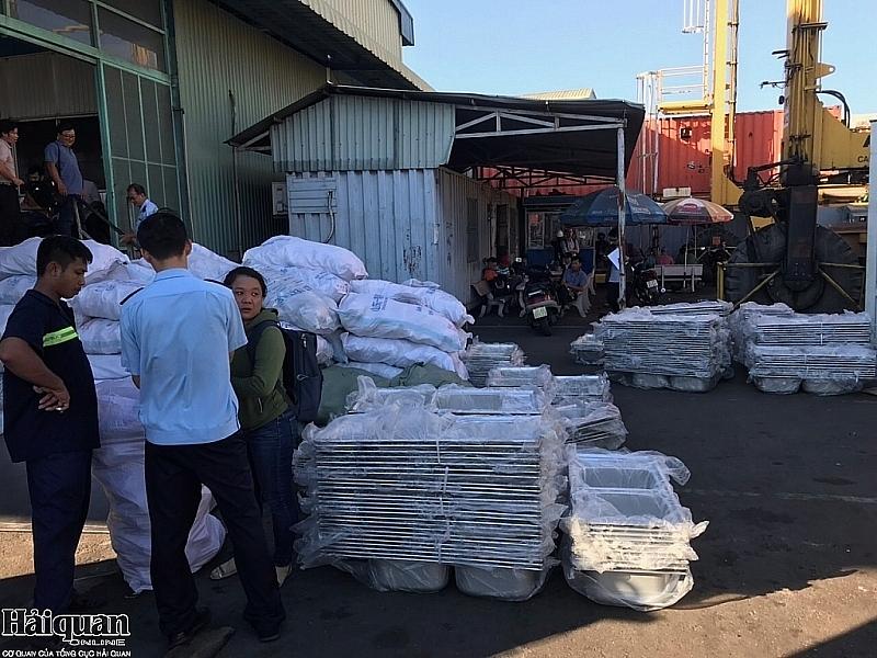 xem xet khoi to vu nhap khau 5 container hang trung quoc khong nhan mac