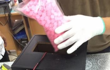 Hải quan TPHCM phá chuyên án bắt giữ hơn 14kg ma túy