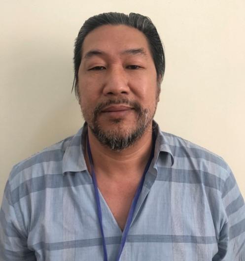 bat giam lanh dao mot doanh nghiep lua dao