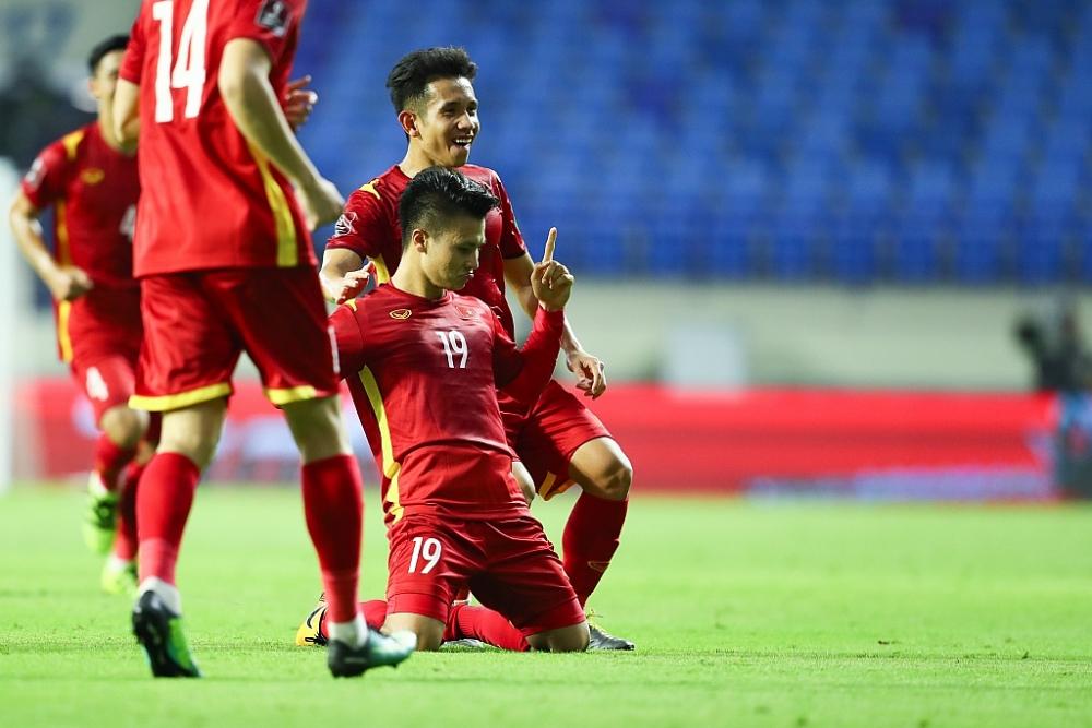 Bí quyết dinh dưỡng vàng cho trận thắng đậm đầu tiên của Đội tuyển Việt Nam