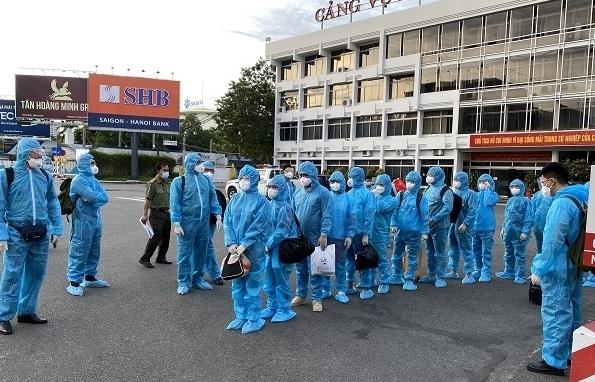 Công an TPHCM đã trục xuất  124 người nước ngoài nhập cảnh trái phép