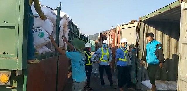 Thêm giải pháp vận chuyển container giảm chi phí cho doanh nghiệp