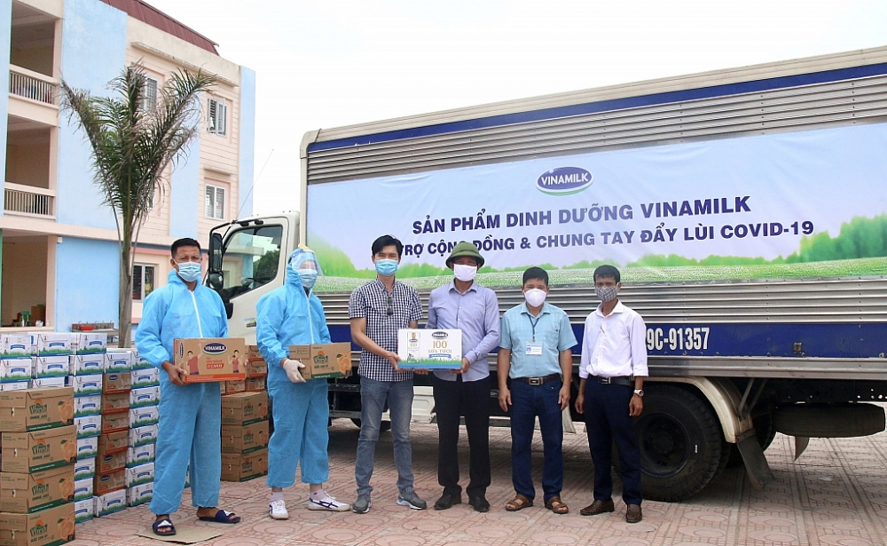 Vinamilk khởi động chiến dịch cộng đồng đặc biệt